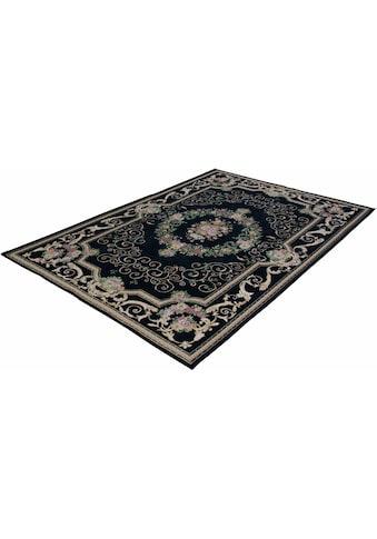Teppich, »Flomi Florentina«, THEKO, rechteckig, Höhe 5 mm, maschinell gewebt kaufen