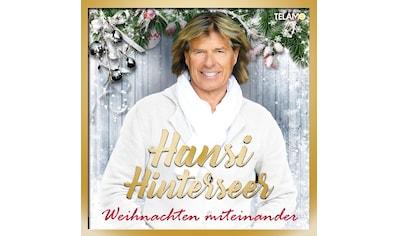 Musik-CD »Weihnachten miteinander / Hinterseer,Hansi« kaufen