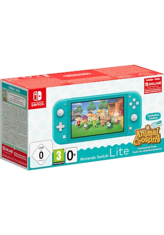 Nintendo Switch Konsolen-Set »Lite«, Animal Crossing: New Horizons Edition kaufen