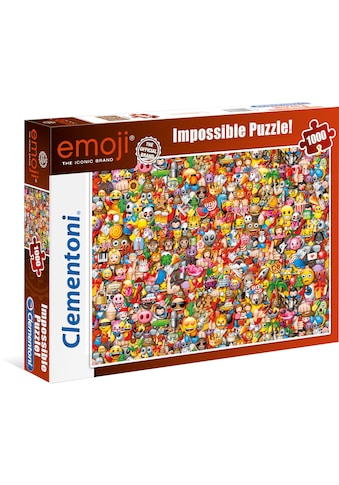 "Clementoni® Puzzle ""Impossible Puzzle  -  Emoji"" kaufen"