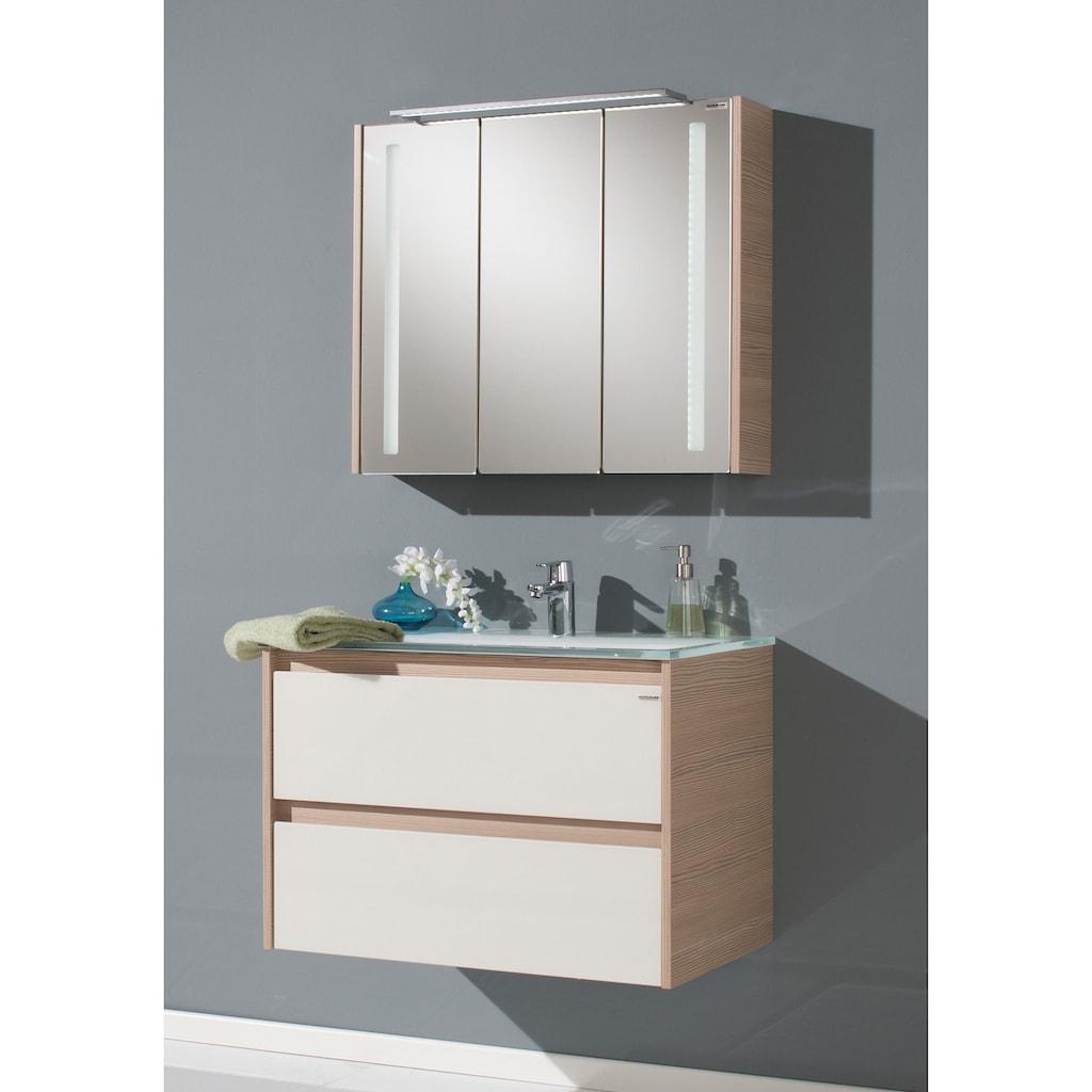 FACKELMANN Aufbauleuchte »Lugano / Sceno«, für die Spiegelschränke LUGANO und SCENO