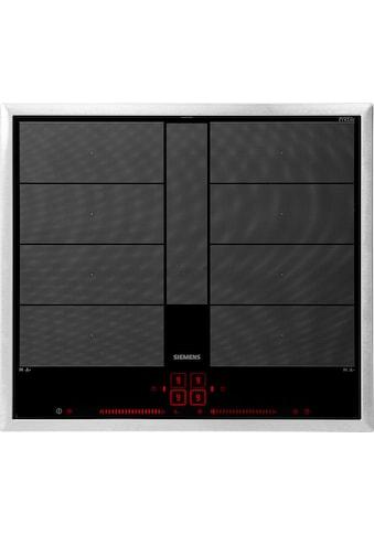 SIEMENS Flex - Induktions - Kochfeld von SCHOTT CERAN® iQ700 EX645LYC1E kaufen