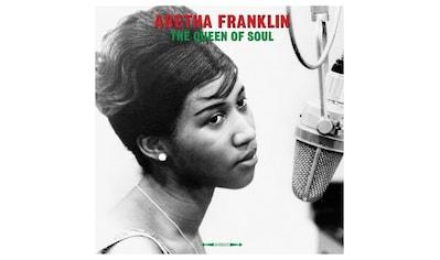 Vinyl »The Queen Of Soul / Franklin,Aretha« kaufen