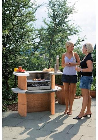 Buschbeck Holzkohlegrill »Grillbar Rica«, BxTxH: 110x65x93 cm kaufen