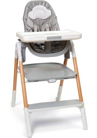 Skip Hop Hochstuhl »Sit-to-Step«, mit Neugeborenenaufsatz; klappbar kaufen