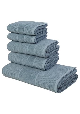 Handtuch Set, »Kimi«, andas (Set) kaufen