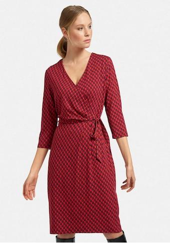Uta Raasch Jerseykleid »Jersey-Kleid mit 3/4-Arm«, und Bindegürtel kaufen