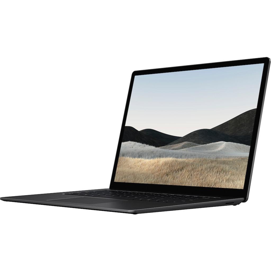 "Microsoft Notebook »Surface Laptop 4«, (38,1 cm/15 "" AMD Ryzen 7 Microsoft Surface® Edition Radeon™ RX Vega 11 Graphics\r\n 512 GB SSD)"