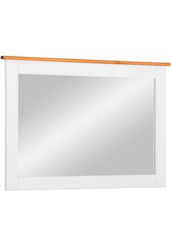 Home affaire Spiegel »Como«, mit schöner Rahmen-Optik und einer großen Spiegelfläche, Breite 90 cm kaufen