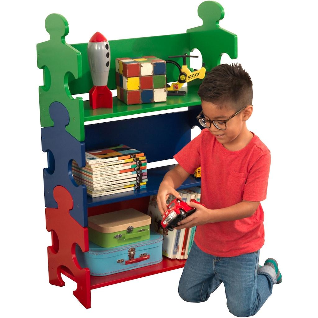 KidKraft® Bücherregal »Puzzle - Primary«