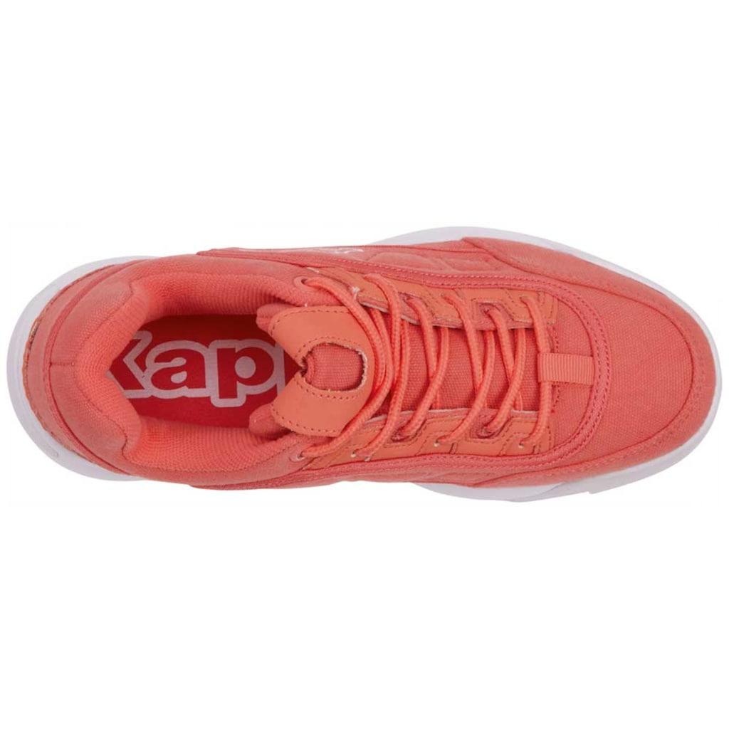 Kappa Plateausneaker »RAVE SUN«, in angesagtem Ugly Look