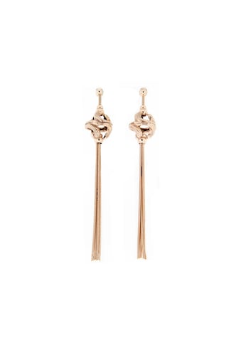 MONA MON'AMOUR Ohrhänger »Messing Gold beschichtet« kaufen