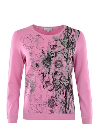 Hajo Sweatshirt, mit floralem Print kaufen