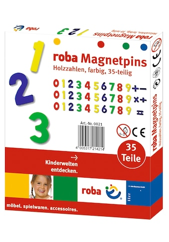 roba® Magnet »Magnetzahlen« kaufen