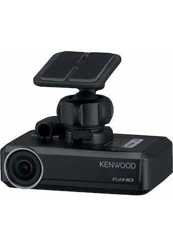 Kenwood Camcorder »DRVN520«, Full HD, Dashcam mit Anschlussmöglichkeit für... kaufen