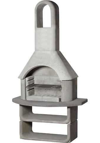 Buschbeck Grillkamin »Capri«, BxTxH: 110x65x206 cm kaufen