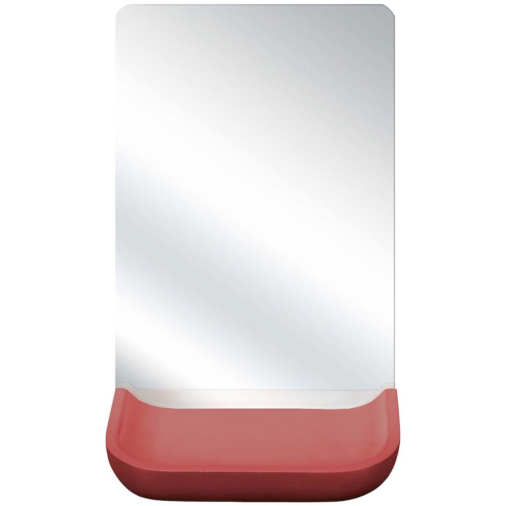 Kleine Wolke Kosmetikspiegel »Tray Mirror«, rutschsicher