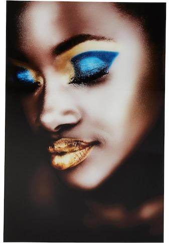 Home affaire Acrylglasbild »Fashion-Face«, 60/90 cm kaufen