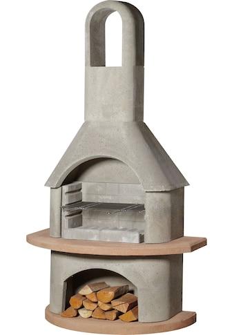 Buschbeck Grillkamin »Carmen«, BxTxH: 110x65x203 cm kaufen