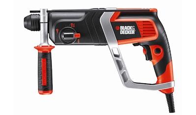 Black + Decker Bohrhammer »KD990KA«, (Set), 850W kaufen