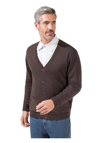 Marco Donati Strickjacke in hochwertiger Schurwoll - Qualität kaufen