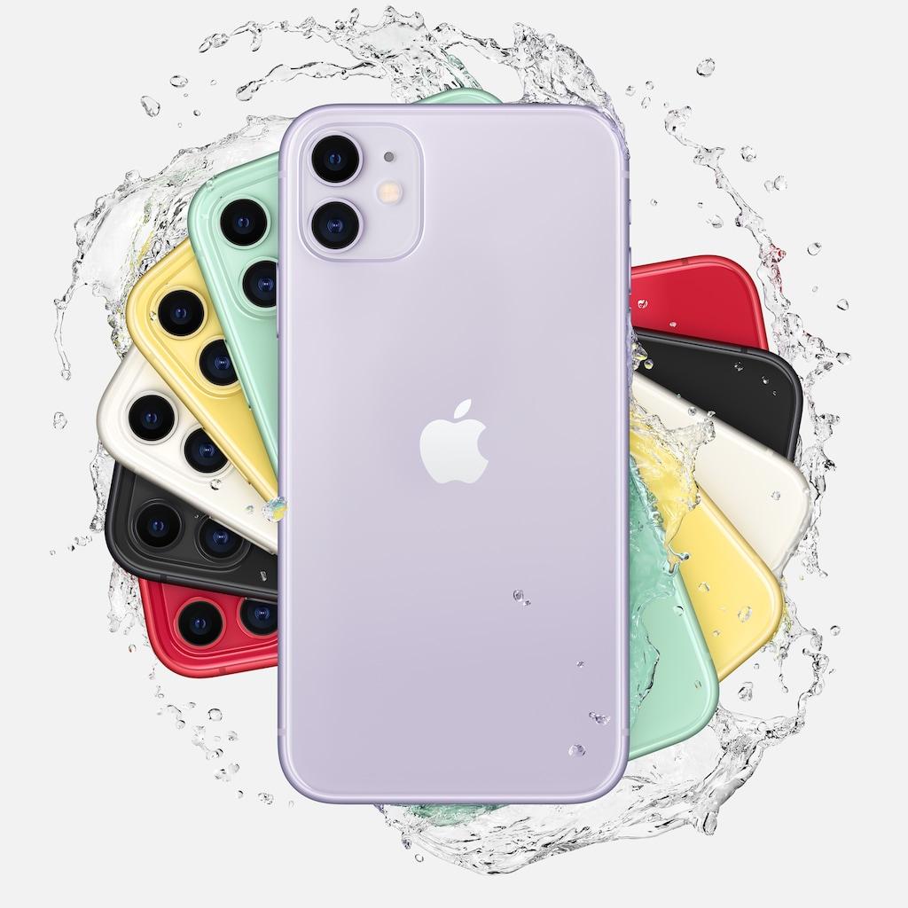 "Apple Smartphone »iPhone 11«, (15,5 cm/6,1 "", 128 GB, 12 MP Kamera)"
