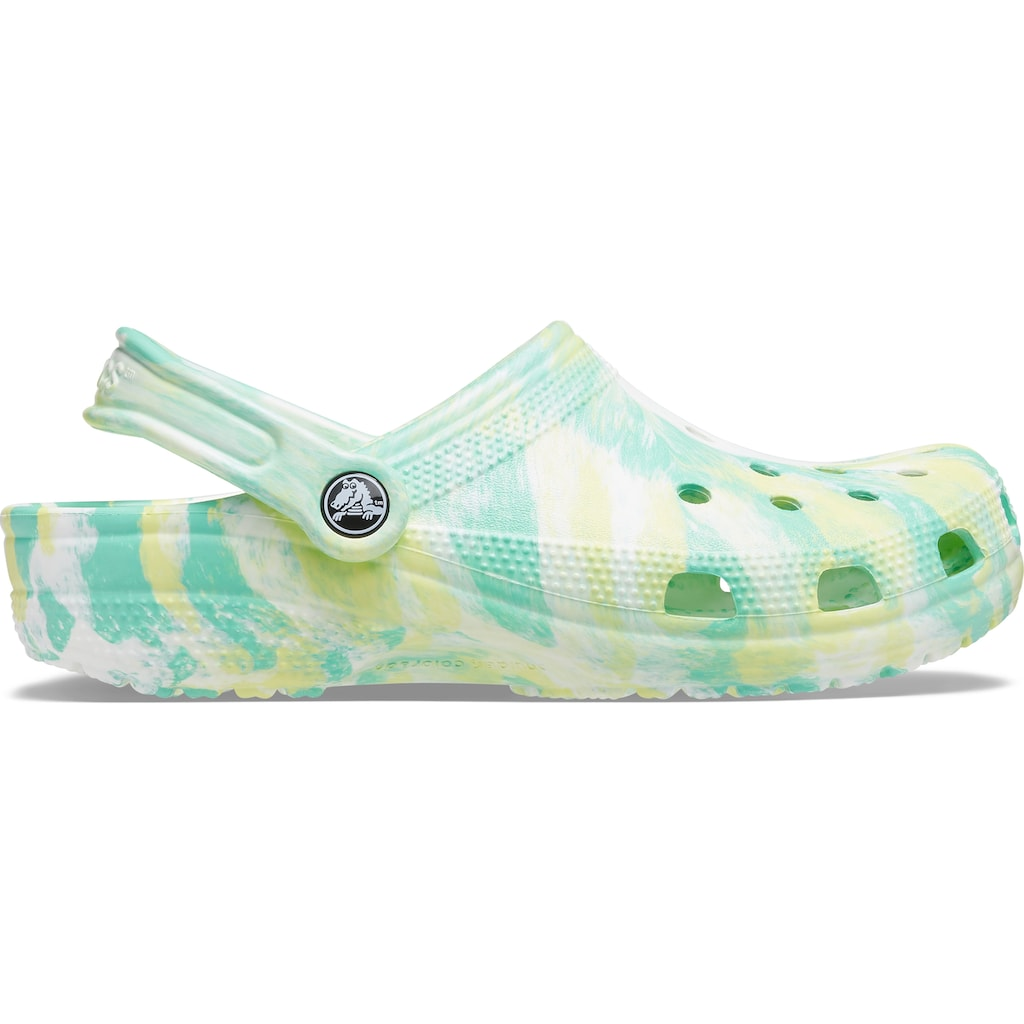 Crocs Clog »Classic Marbled Clog«, mit Farbverlauf