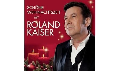 Musik-CD »Schöne Weihnachtszeit Mit Roland Kaiser / Kaiser,Roland« kaufen