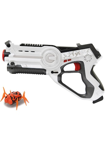 Jamara Laserpistole »Impulse Laser Bug Hunt Set weiß/orange« kaufen