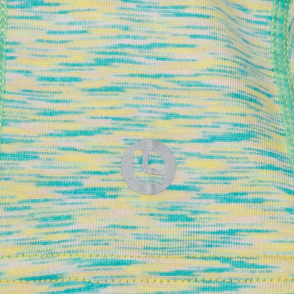 DEPROC Active Funktionsshirt »MORAY MELANGE WOMEN«, Funktionsshirt in Melangeoptik