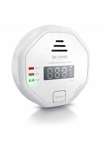 Brandson CO-Melder »CO Alarm mit 85 dB - Batteriebetrieben« kaufen