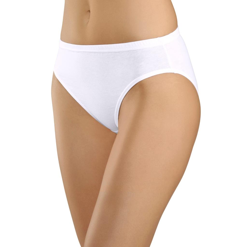 petite fleur Jazz-Pants Slips, (6 St.), aus reiner Baumwolle