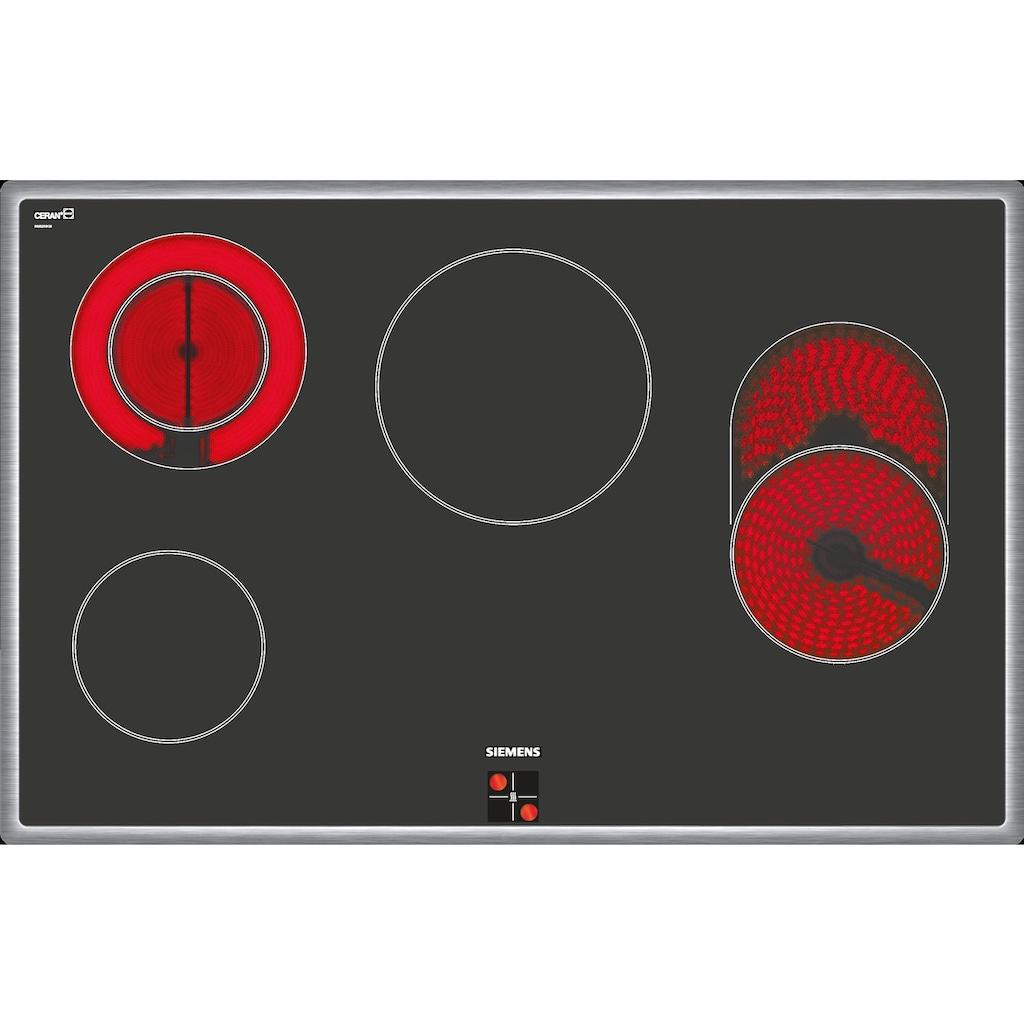 SIEMENS Elektro-Herd-Set »EQ523KA00«, HE517ABS0, (Set), mit cookControl 10