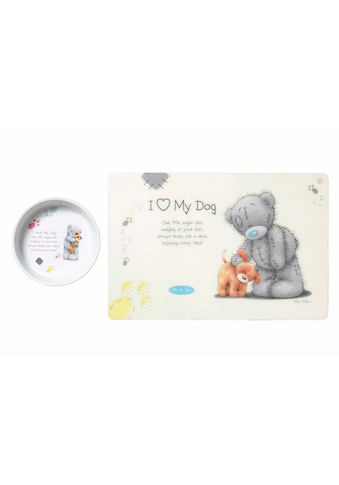 HEIM Napf-Set »Me to You Dog 1«, 400 ml, Ø 18 cm, mit Unterlage kaufen