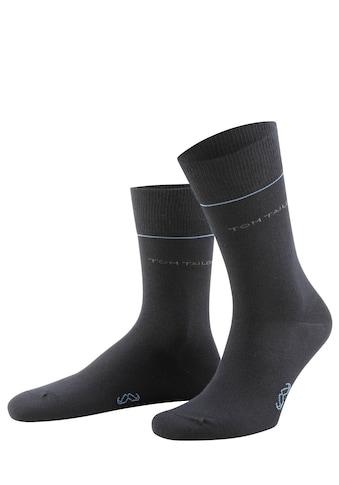 TOM TAILOR Socken, (7 Paar) kaufen