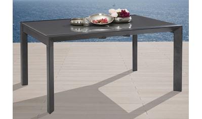 MERXX Gartentisch »San Remo«, 104x220 cm kaufen