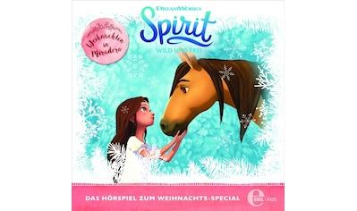 Musik-CD »Weihnachten In Miradero-Hörspiel z.TV-Serie / Spirit« kaufen