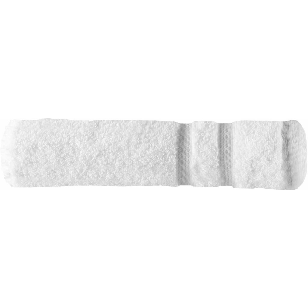 Egeria Badetuch »Micro Touch«, (1 St.), mit Bordüre