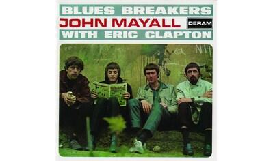 Musik-CD »BLUES BREAKERS WITH ERIC C / MAYALL,JOHN« kaufen