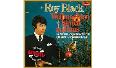 Musik-CD »WEIHNACHTEN BIN ICH ZU HAU / Black,Roy« kaufen