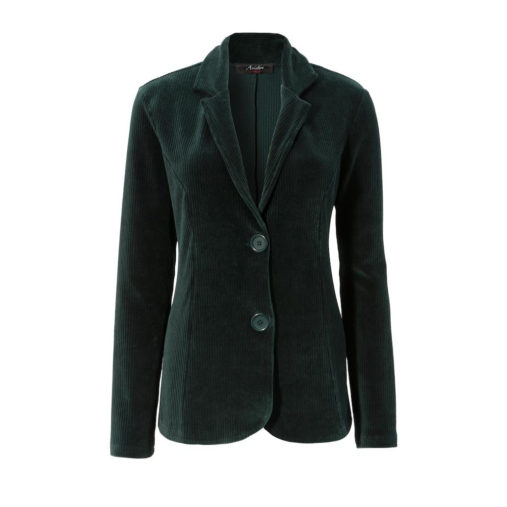 Aniston CASUAL Jackenblazer, mit Reverskragen