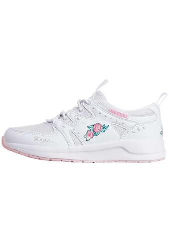 Kappa Sneaker »LORETTO KIDS«, mit verspielten Details kaufen