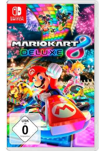 Nintendo Switch Konsolen-Set »Lite«, inkl. Mario Kart 8 + Zelda: Breath of the Wild kaufen