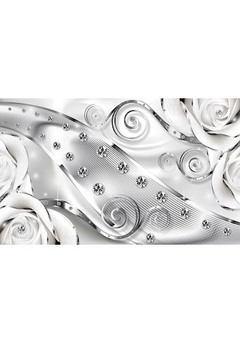 CONSALNET Fototapete »Luxuriöse Diamanten«, Vlies, in verschiedenen Größen kaufen