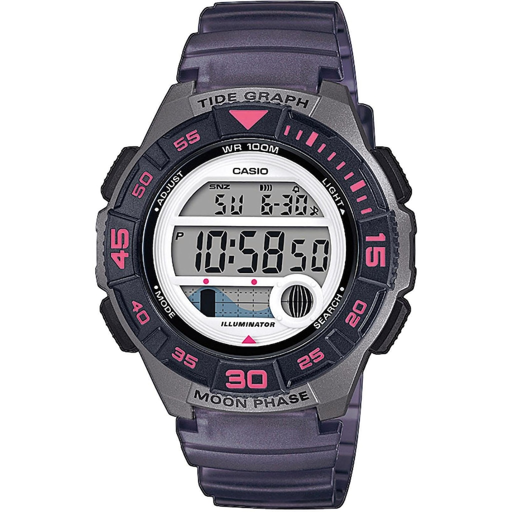 Casio Collection Chronograph »LWS-1100H-8AVEF«