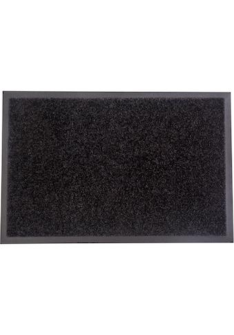 my home Fußmatte »Mette«, rechteckig, 5 mm Höhe, Schmutzfangmatte, In- und Outdoor... kaufen