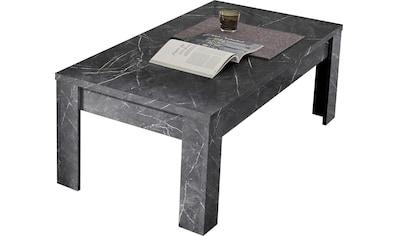 LC Couchtisch »Carrara«, (125 x 65 cm) kaufen