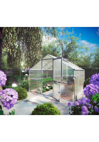 KGT Gewächshaus »Orchidee III«, (mit Regenrinne) kaufen