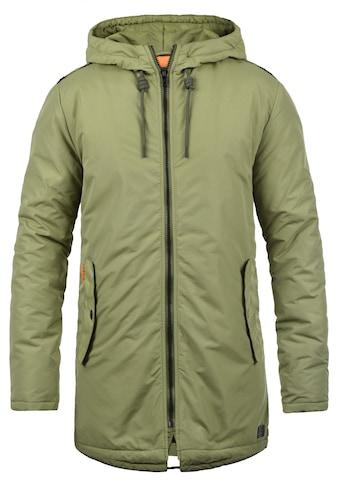 Blend Langjacke »Hendrik«, lang geschnittene Jacke kaufen