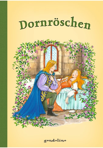 Buch »Dornröschen / Svenja Nick, gondolino Kinder- und Abenteuerklassiker, Marina Krämer« kaufen